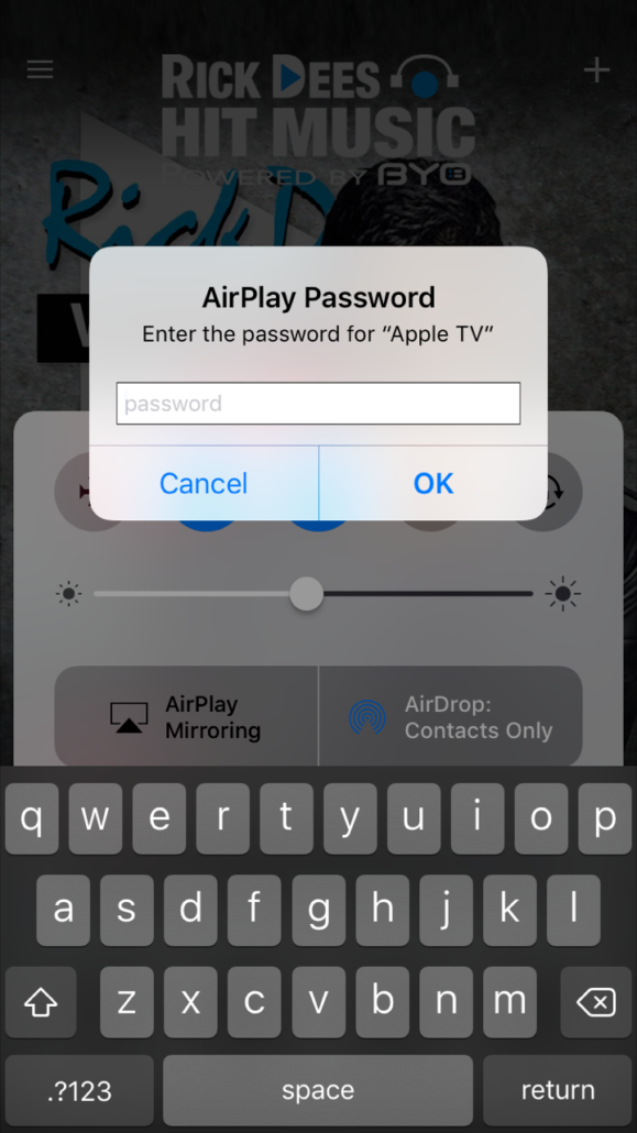 Stream the WT40 on Apple TV & AirPlay Enabled Devices | Rick Com