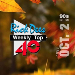 Weekly Top 40 - 90s Edition